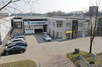GWS Printing Systems HQ in Waalwijk, The Netherlands
